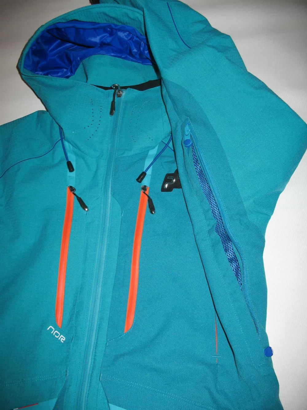 Куртка PHENIX Norway Alpine Team jacket lady (размер 38-S/M) - 12