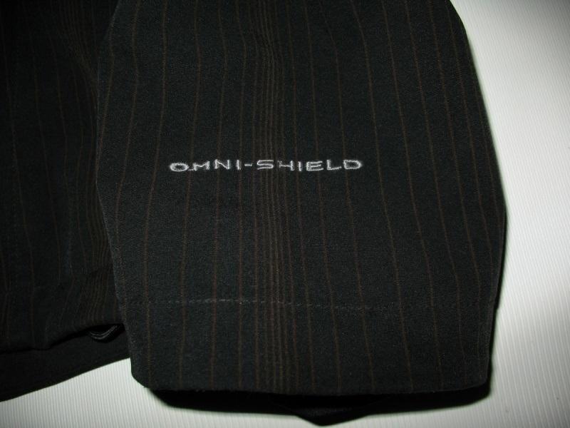 Куртка COLUMBIA tianium omny-shield softshell  (размер XLXXL) - 5