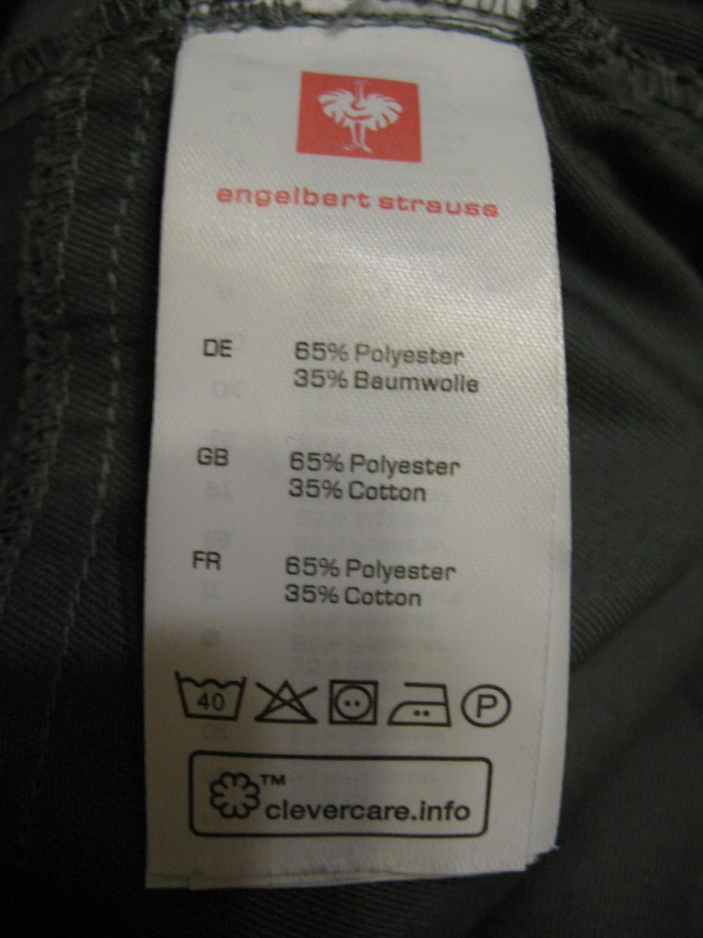 Шорты ENGELBERT STRAUSS e.s. pixel shorts (размер 58/XXL) - 14