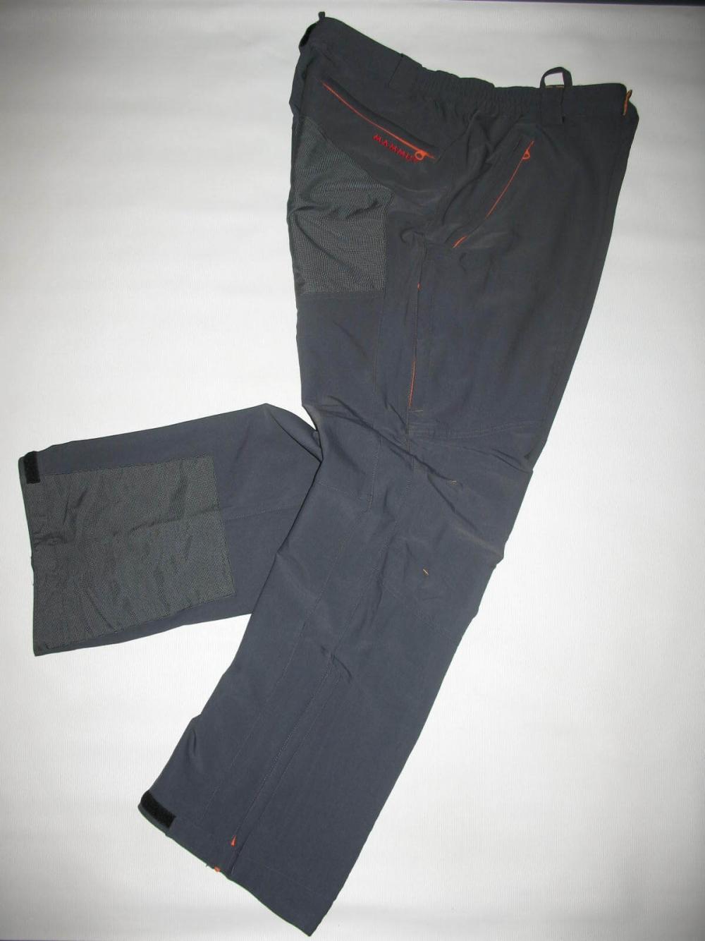 Штаны MAMMUT Courmayeur Pants (размер 58/XXL) - 2