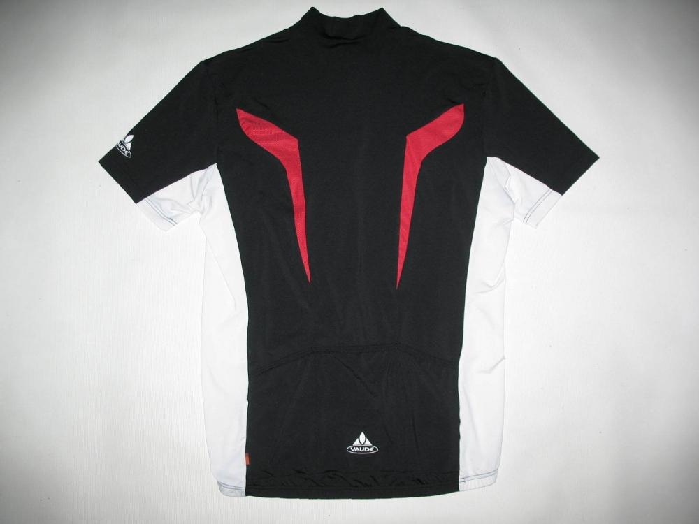 Веломайка  VAUDE cycling jersey (размер 52/L) - 1