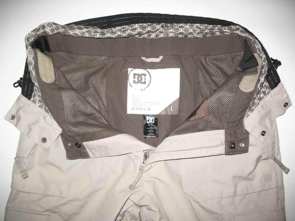 Штаны DC banshee-r snowboard pants (размер L) - 4
