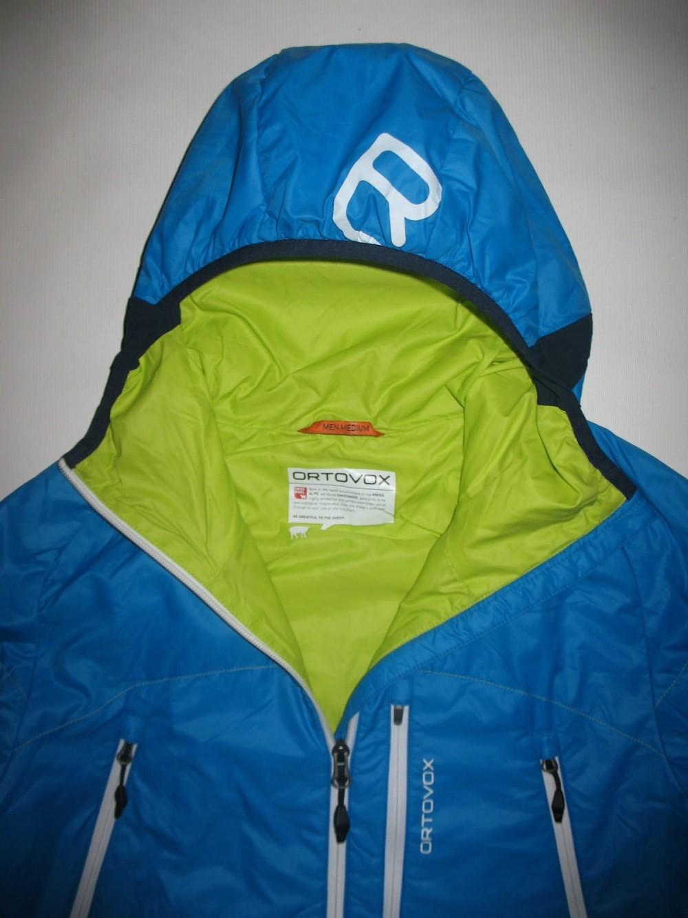 Куртка ORTOVOX swisswool piz boè jacket (размер M) - 6