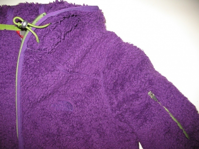 Кофта THE NORTH FACE fleece hoodie lady (размер S) - 5