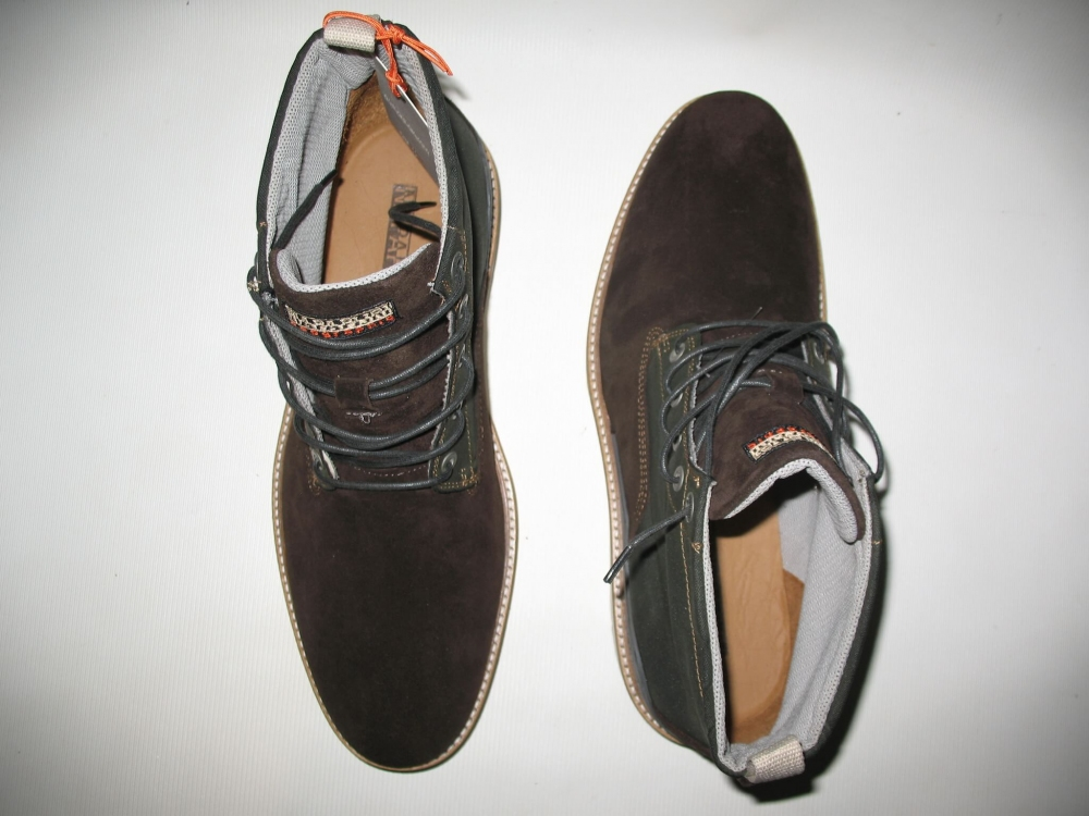 Ботинки NAPAPIJRI c4 (размер UK12/US11/EU46(на стопу 295 mm)) - 7