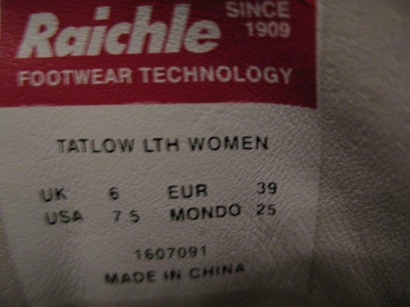 Кроссовки MAMMUT Tatlow LTH lady  (размер US 7, 5/UK6/EU39  (250mm)) - 12
