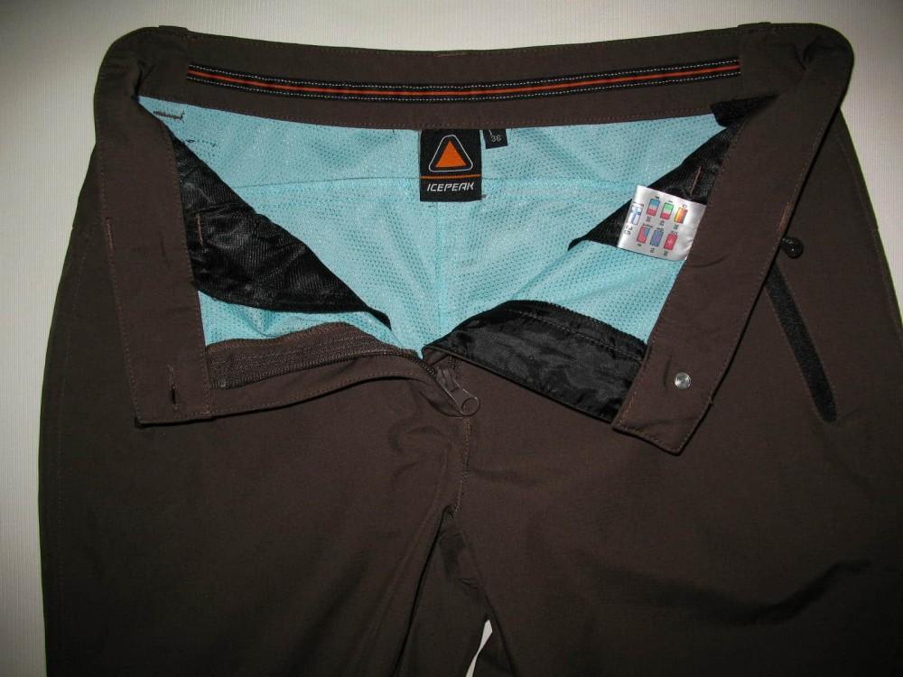 Штаны ICEPEAK softshell light pants lady (размер 36-S/M) - 6