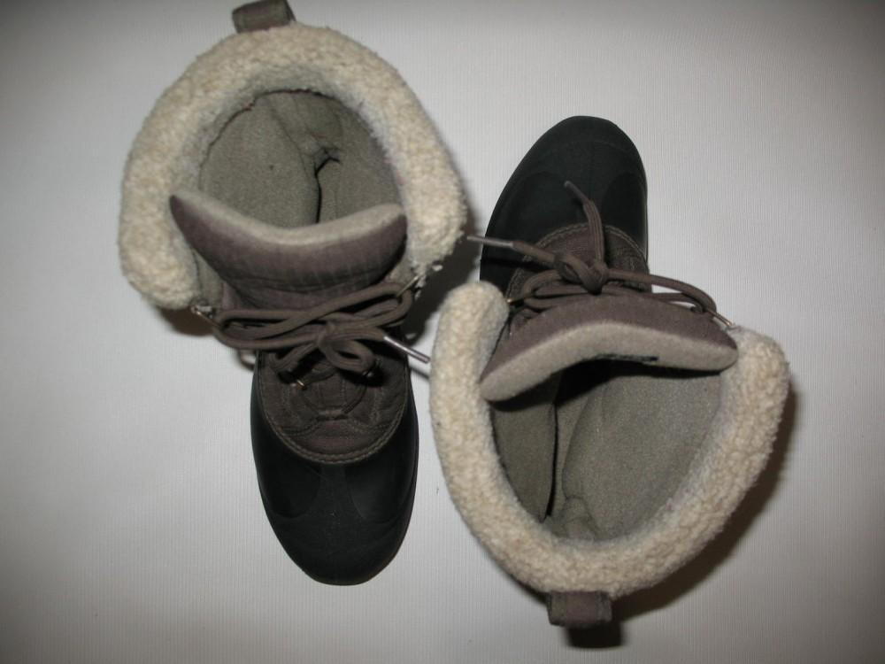 Ботинки SOREL cumberland boot lady (размер UK5.5/US7/EU38,5(на стопу до 240 mm)) - 9