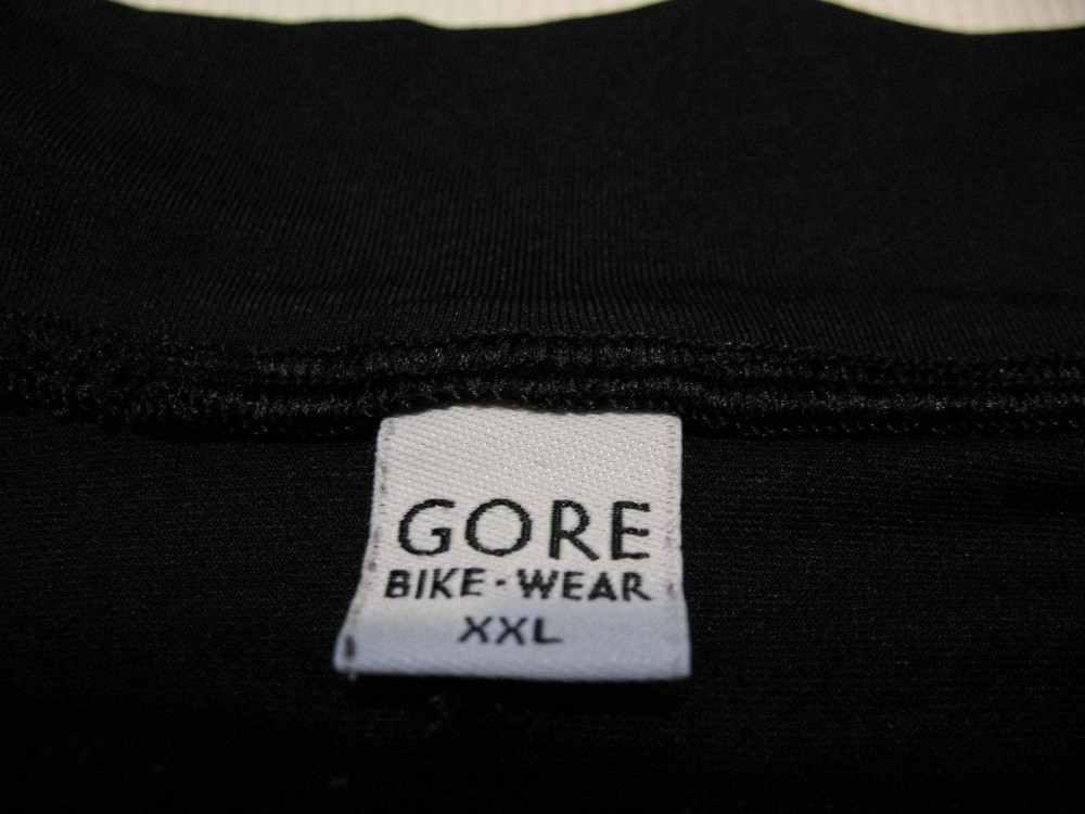 Веломайка GORE bike wear cycling jersey (размер XXL) - 3