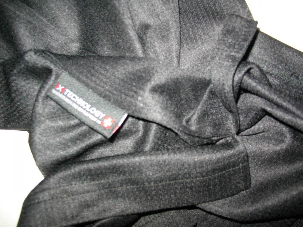 Футболка X-BIONIC polo shirt (размер M/S) - 3