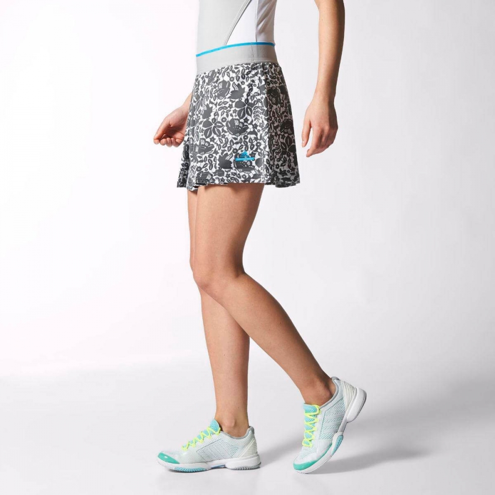 Юбка ADIDAS Stella McCartney barricade skort lady (размер S) - 3