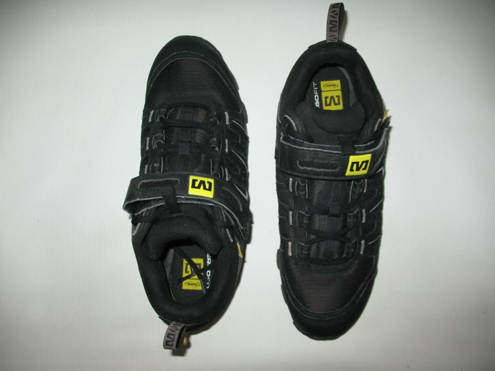 Велотуфли MAVIC alpine mtb shoes (размер US9/UK8,5/EU43(на стопу до 270 mm)) - 6
