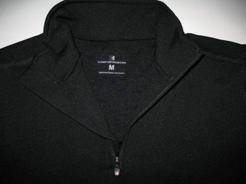 Кофта COMFORTRUST Roll-Shirt swissarmy layer 2  (размер M/L) - 4