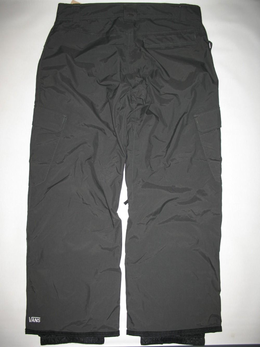 Штаны VANS 10/10 snowboard pants (размер XL) - 2