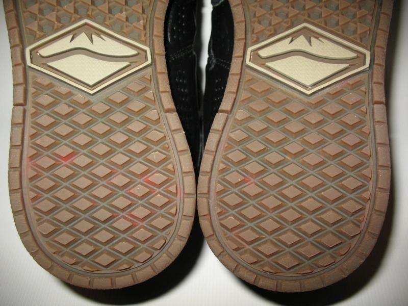 Ботинки VANS skate  (размер US 8/UK7/EU40, 5(260mm)) - 8