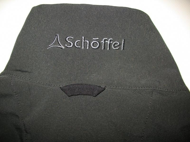 Кофта  SCHOFFEL  softshell  (размер 46-S/M) - 9