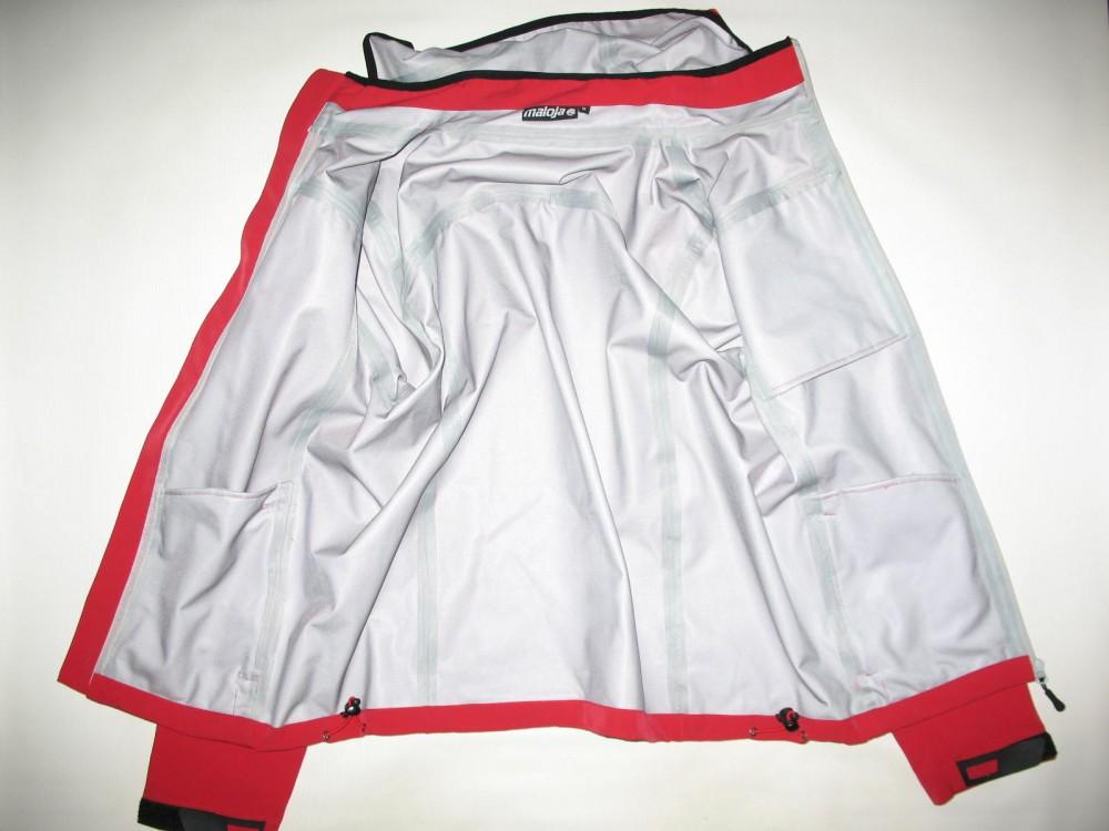 Куртка MALOJA hardshell jacket (размер M/L) - 4