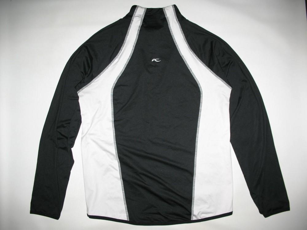 Кофта KJUS fleece midlayer jersey (размер 56-XXL) - 1