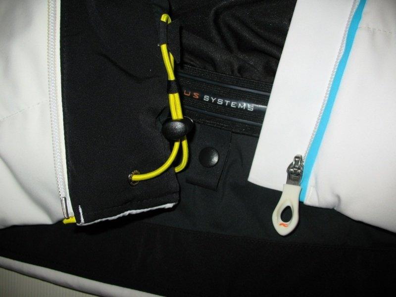 Куртка  KJUS Savvy Down jacket lady  (размер L/M) - 11