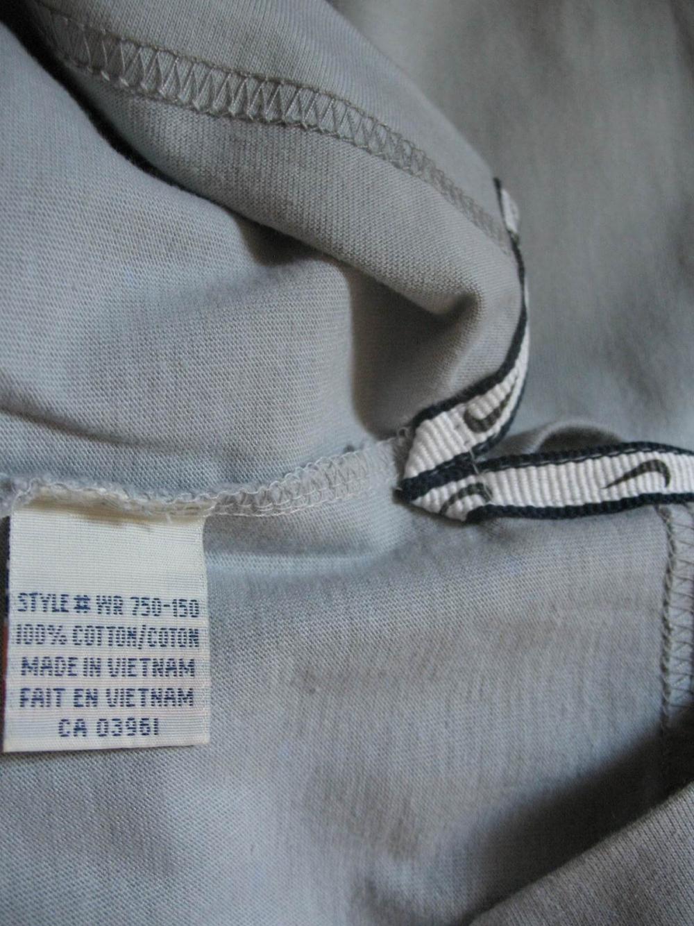 Футболка NIKE tennis polo shirt (размер S/M) - 3