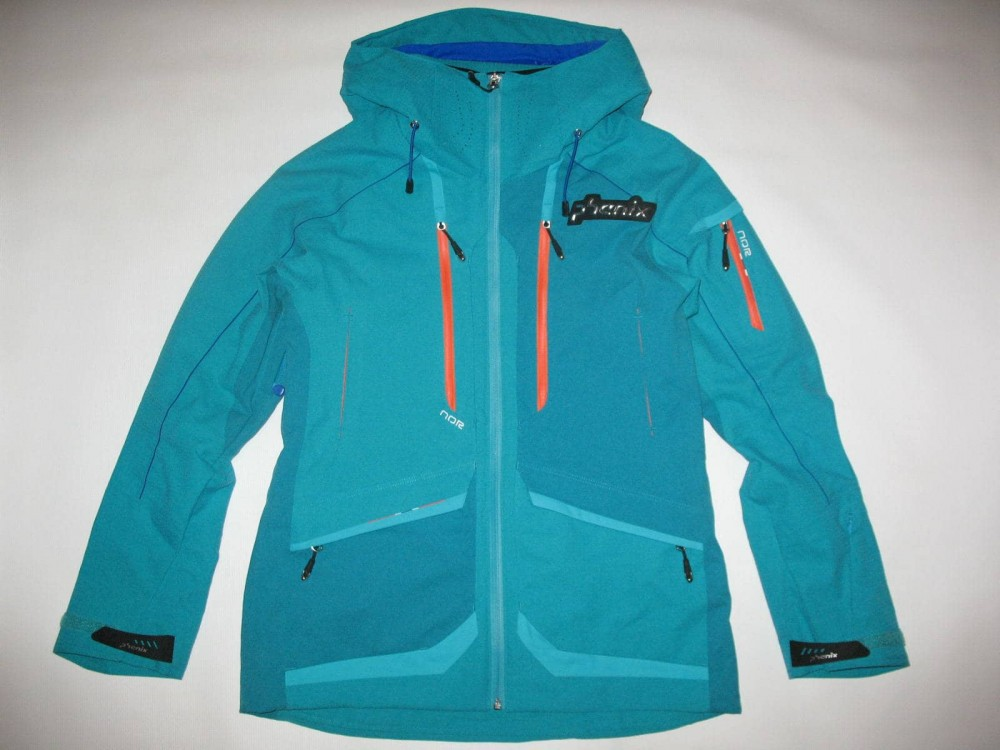 Куртка PHENIX Norway Alpine Team jacket lady (размер 38-S/M) - 3
