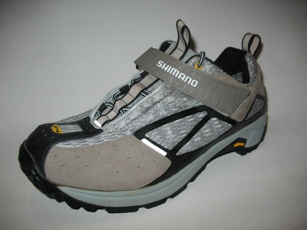 Велотуфли SHIMANO sh-mt70 GTX shoes (размер US10,5;EU45(на стопу до 285 mm)) - 3