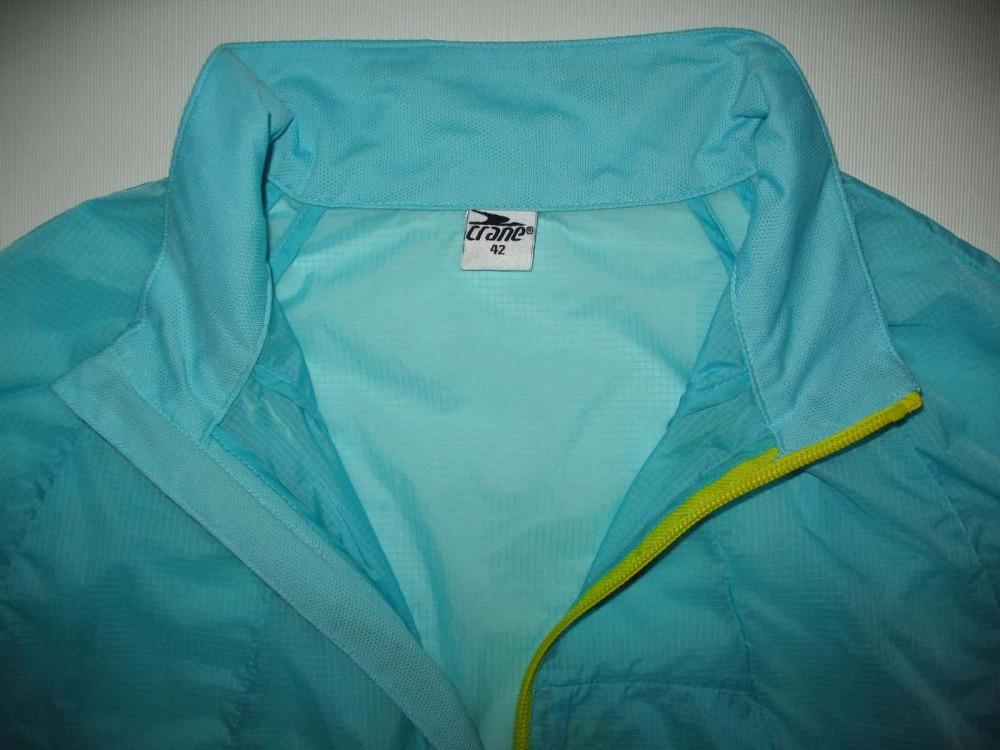 Куртка CRANE cycling-run ultralight jacket lady (размер 42-L/XL) - 3