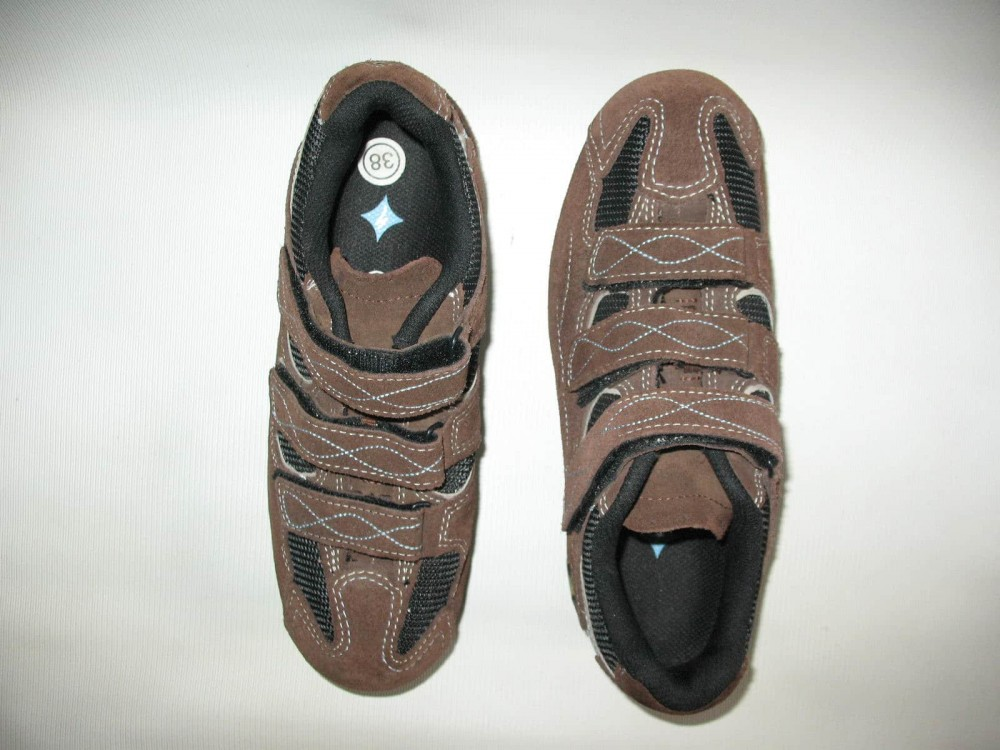 Велотуфли SPECIALIZED riata bg MTB shoes lady (размер UK6,5/US7,5/EU38(на стопу до 245 mm)) - 6
