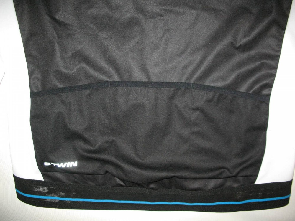 Велокуртка B'TWIN windblock 500 bike jacket (размер 52-54/L-XL) - 10