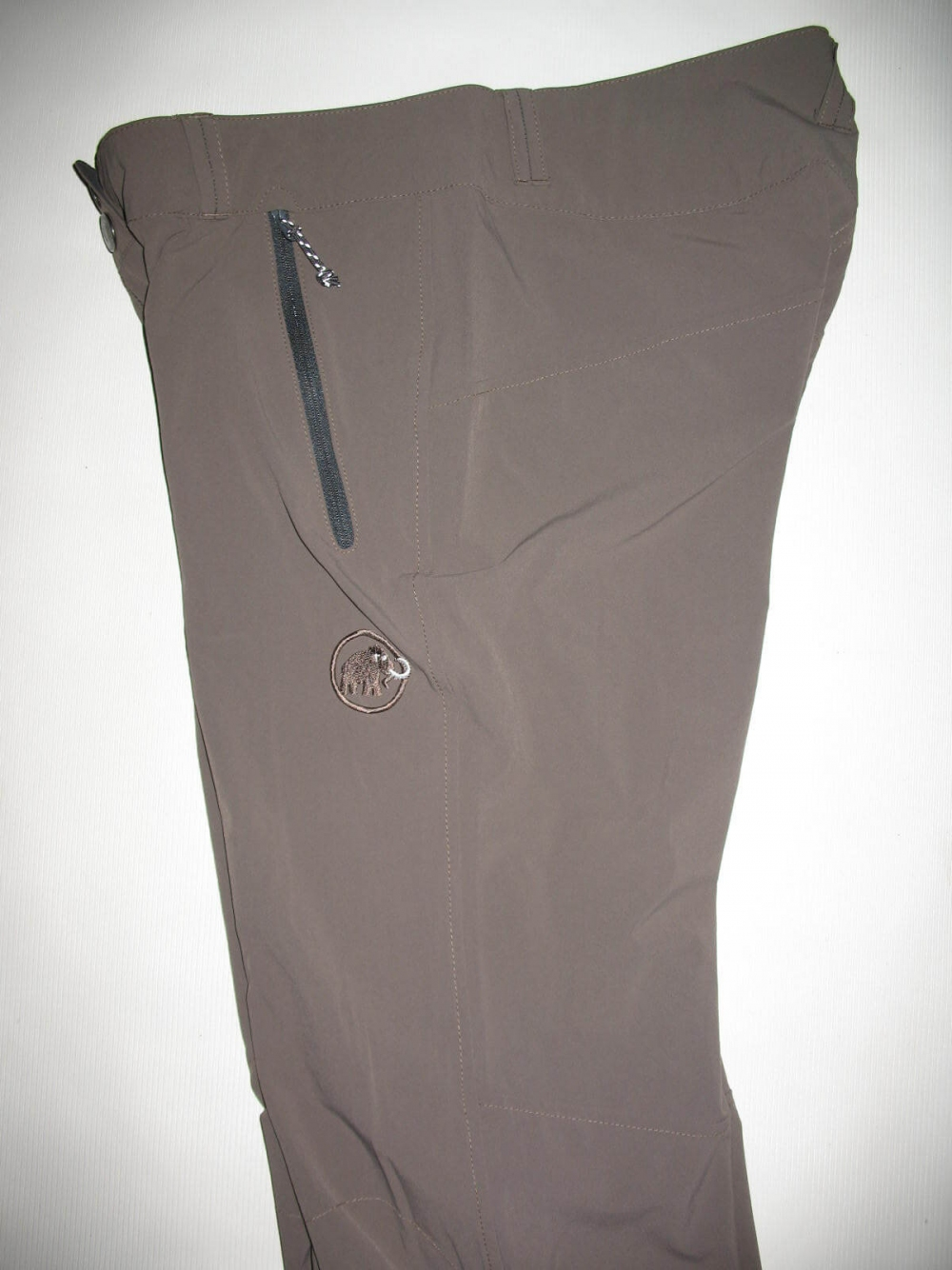 Штаны MAMMUT runje pants lady (размер S/M) - 6