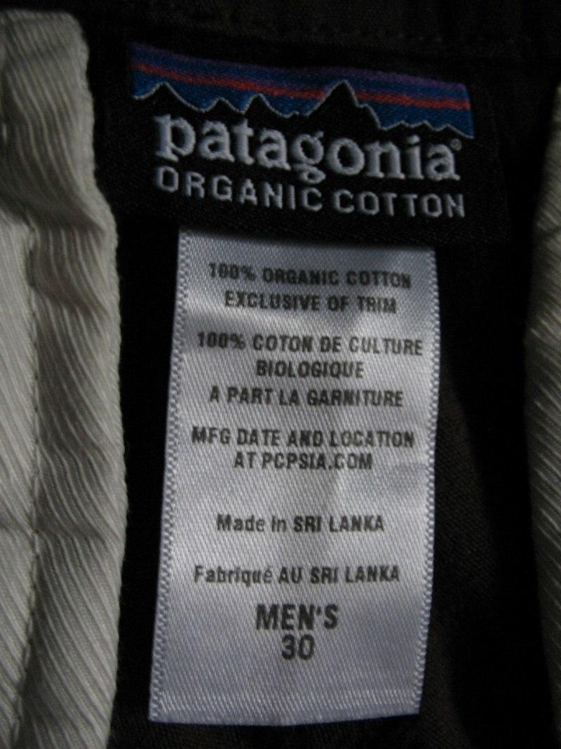 Шорты PATAGONIA cargo shorts (размер 30-S/M) - 9