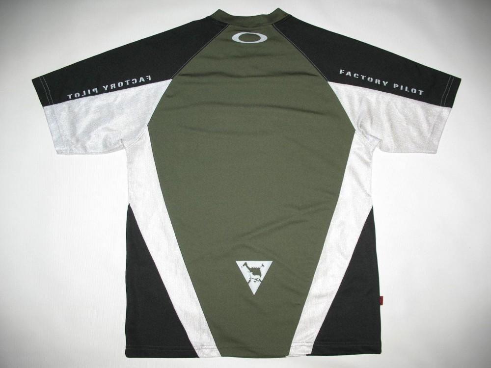 Веломайка OAKLEY factory pilot jersey (размер S) - 1