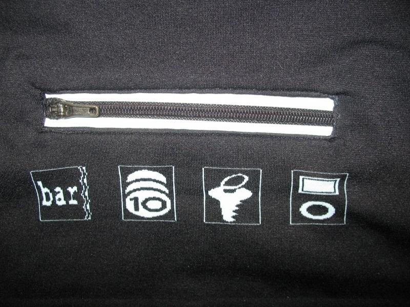 Футболка THONI MARA Premium coldblack Shirt (размер M) - 5