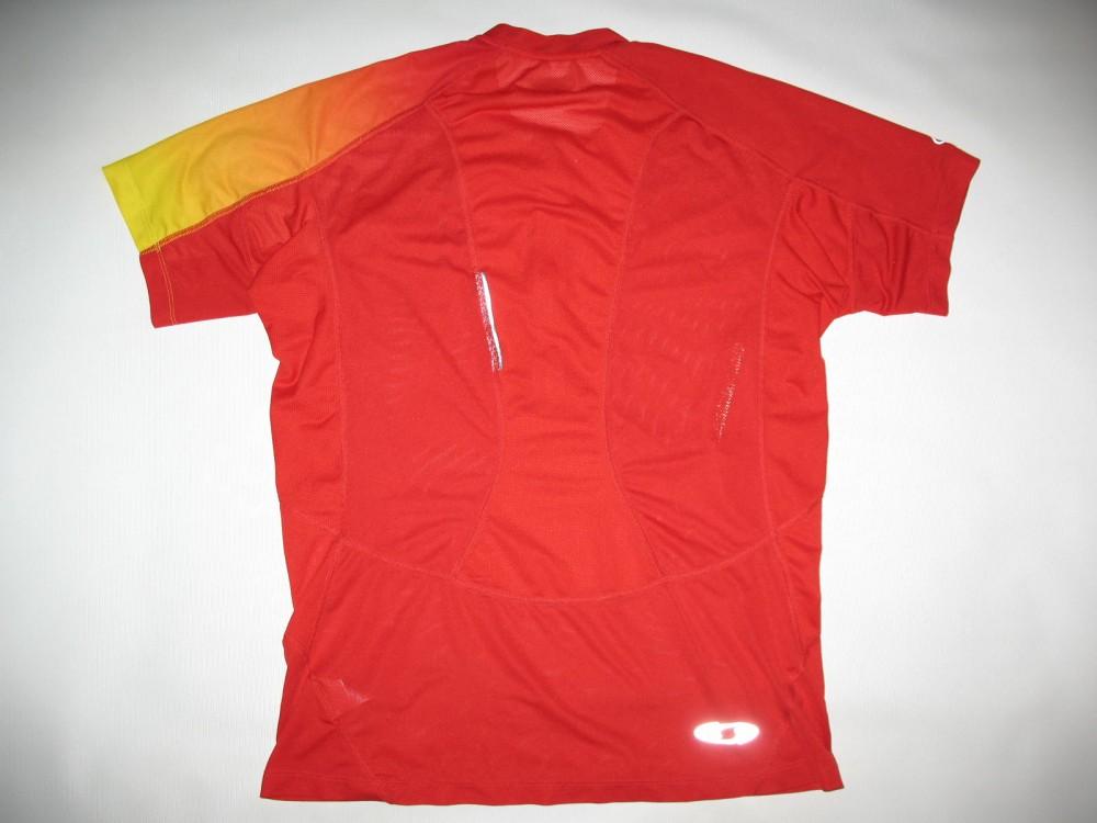Футболка SALOMON actilite trail run jersey (размер L) - 2