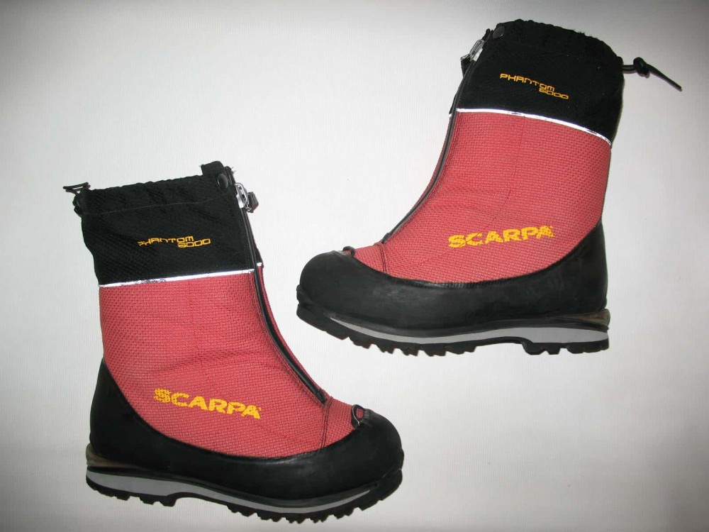Ботинки SCARPA phantom 6000 boots (размер EU45(на стопу +-270mm)) - 3