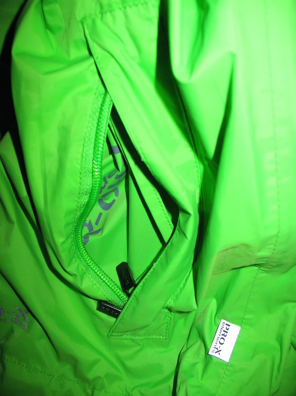 Куртка PRO-X elements waterproof green jacket (размер 164см/S) - 6