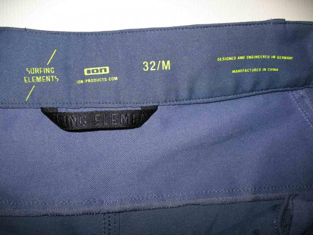 Велокомплект ION traze MTB 2/3jersey-shorts (размер 32-M) - 10