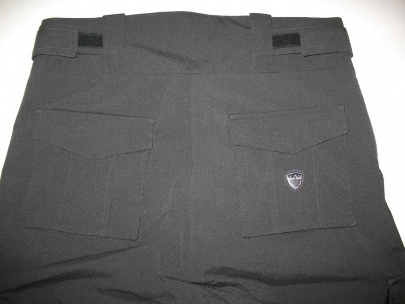 Штаны EA7 emporio armani ski pants lady  (размер XL/L) - 3