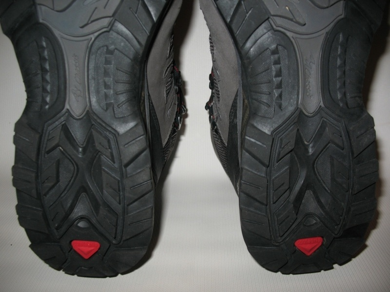 Ботинки SALOMON Quest 4D GTX ((размер US9/UK8, 5/EU43(на стопу до 270 mm))) - 11