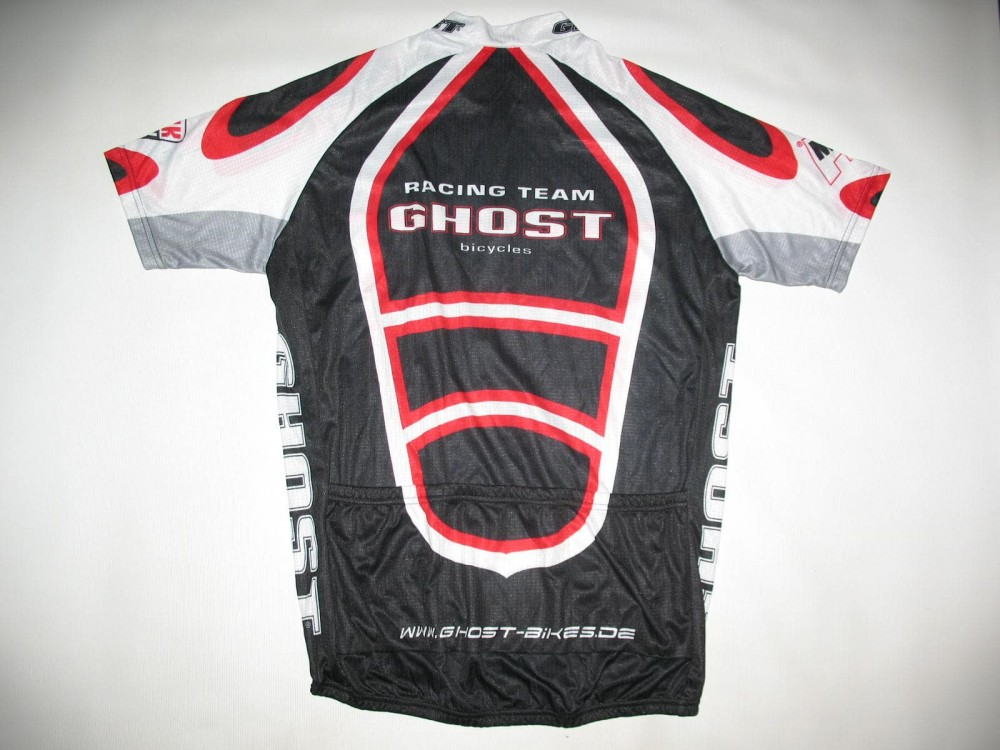 Веломайка GHOST cycling jersey (размер XXL) - 2