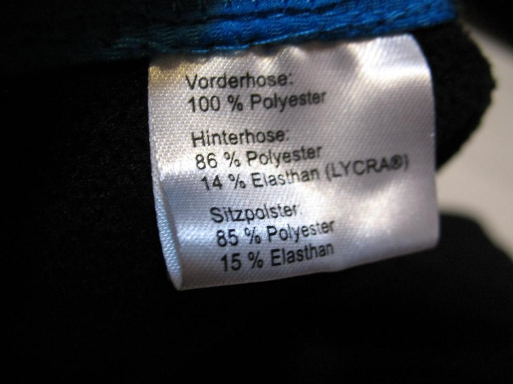 Велобрюки CRANE windstopper cycling 52 pants (размер 52-L/XL) - 5