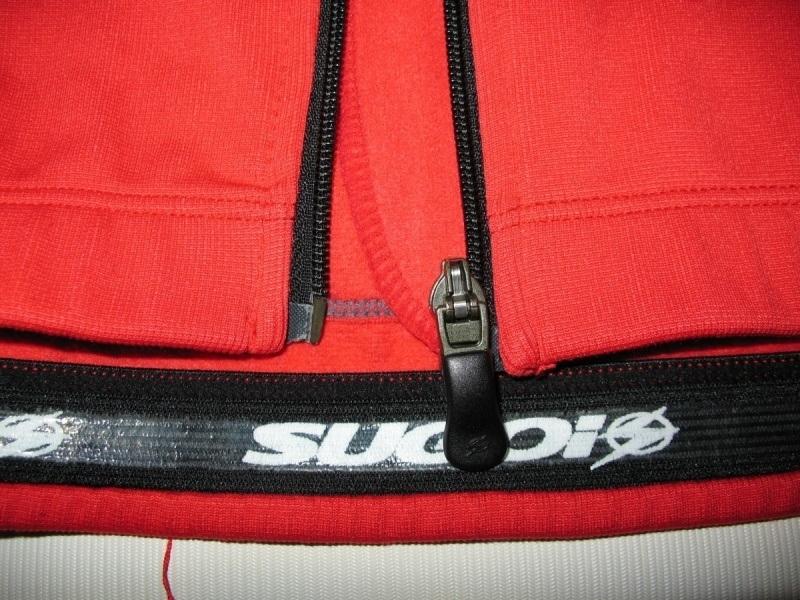 Кофта SUGOI bike fleece lady  (размер XS/S) - 3