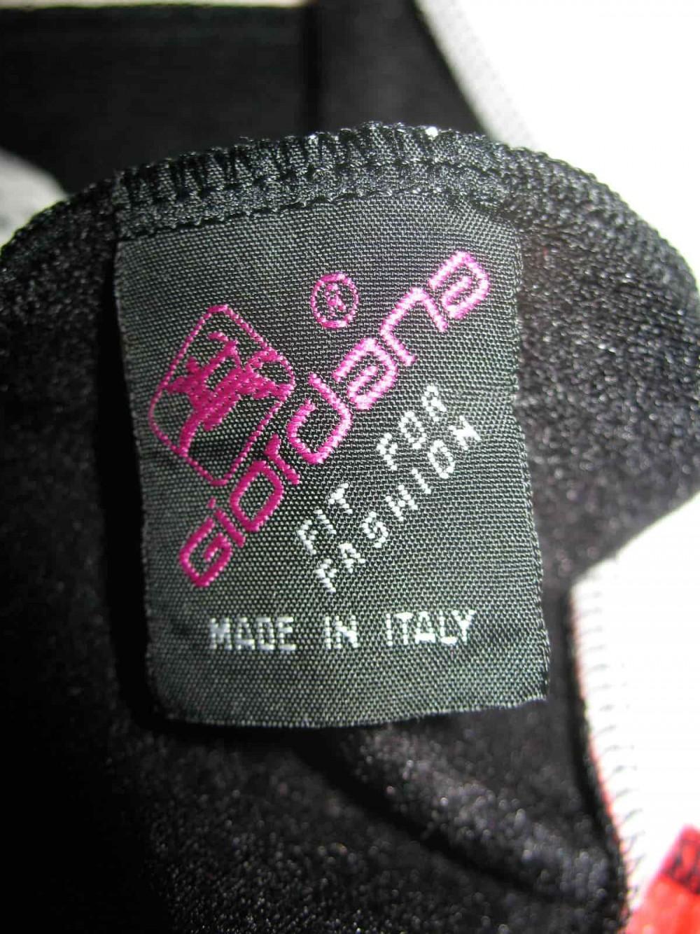 Велокуртка GIORDANA windtex cycling jacket (размер 5-52-XL/L) - 8