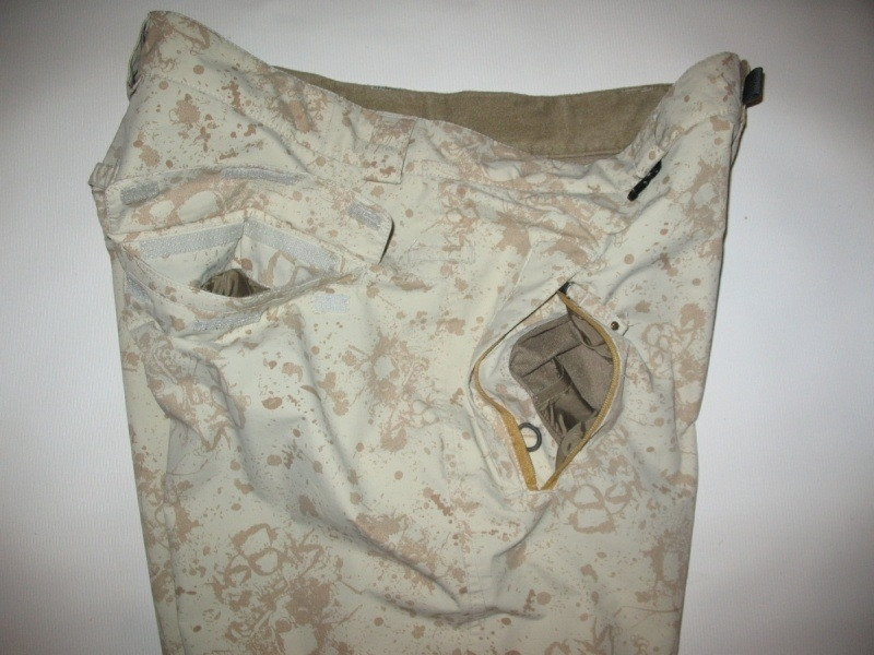Штаны 686 Mannual Scull  pants  (размер XL) - 6
