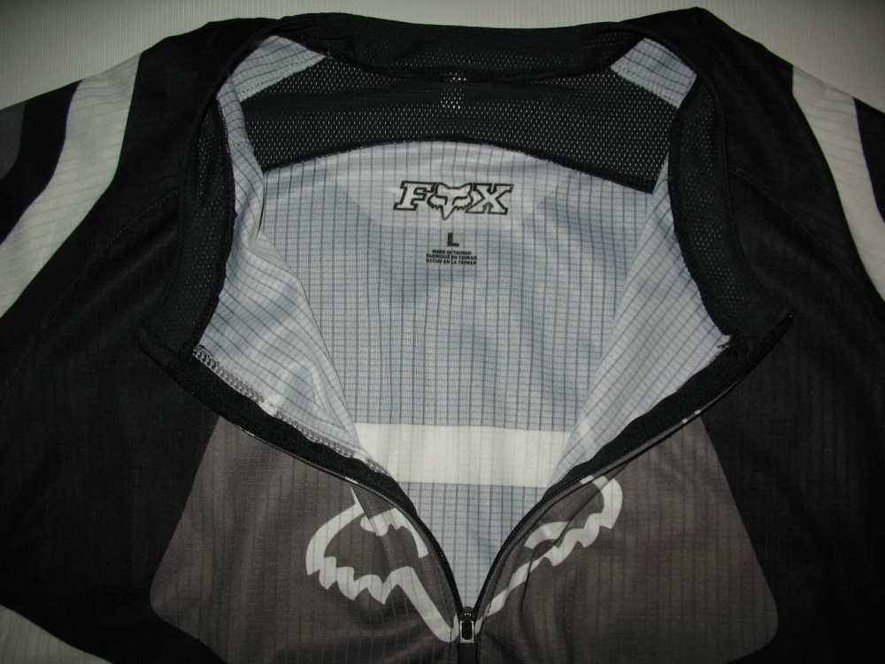 Веломайка FOX livewire jersey  (размер L)* - 2