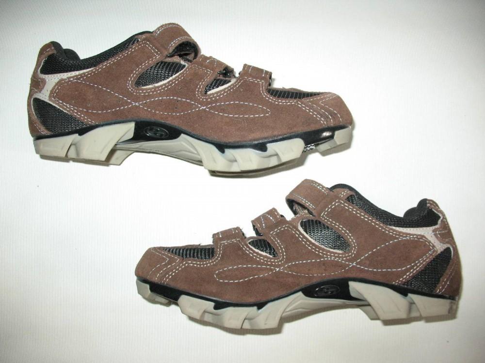Велотуфли SPECIALIZED riata bg MTB shoes lady (размер UK6,5/US7,5/EU38(на стопу до 245 mm)) - 2