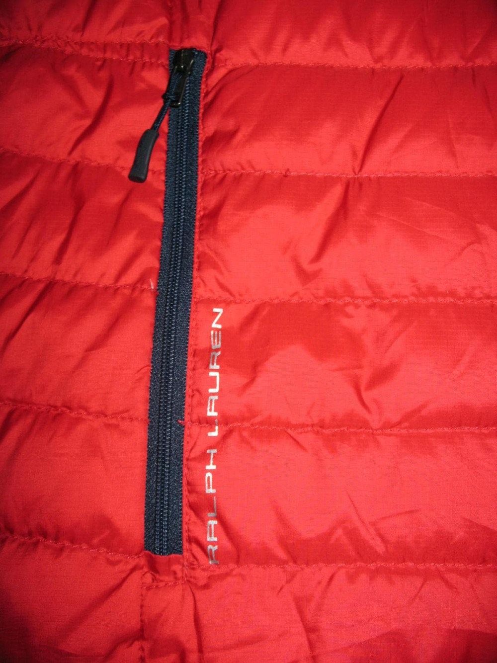 Жилет RLX RALPH LAUREN  down vest (размер L) - 5