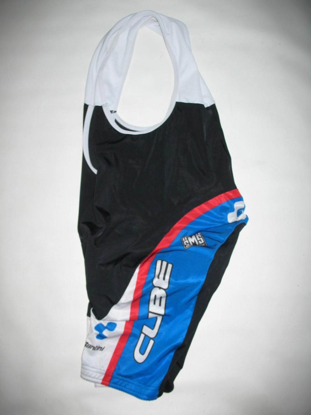 Велошорты SMS SANTINI cube bib shorts (размер 44-46/M-S) - 2