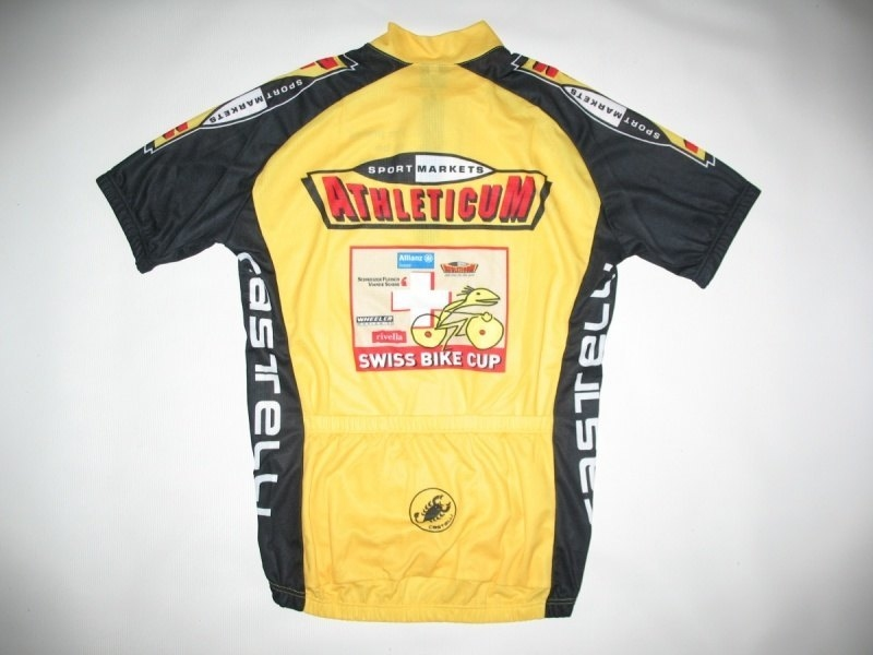 Футболка CASTELLI athleticum (размеры S, M, L) - 2