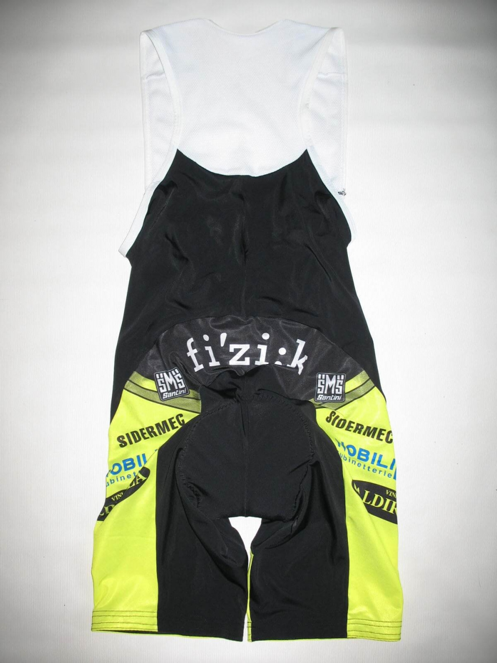 Велошорты SMS SANTINI de rosa/fizik bib shorts (размер 3XL(реально XXL/XL)) - 1